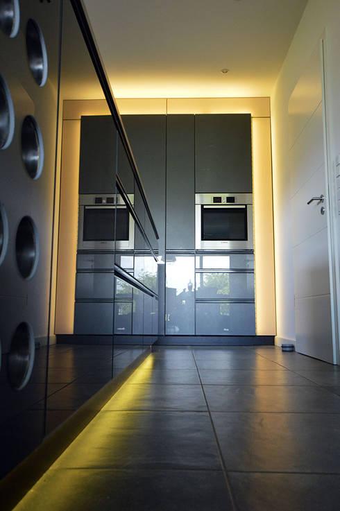 indirekte beleuchtung f r drinnen und drau en. Black Bedroom Furniture Sets. Home Design Ideas