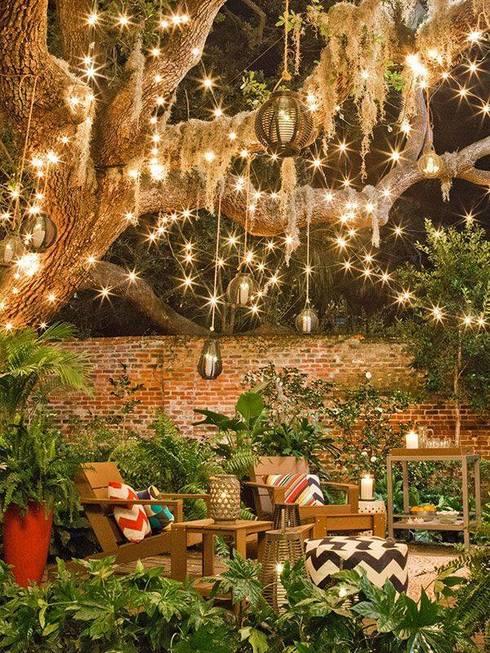 Amazing Outdoor Lighting :  Zen garden by Spacio Collections