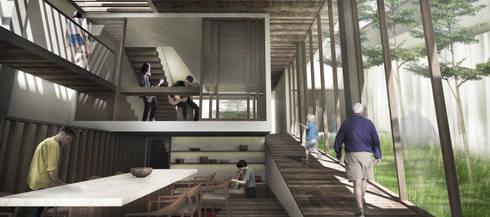 Interior:   by Spasi Architects