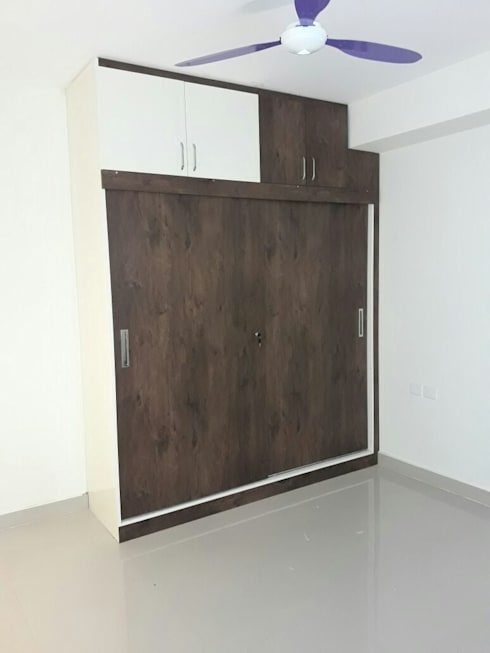 Cupboard Online Shopping:  Bedroom by Scale Inch Pvt. Ltd.