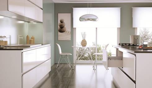 Cocilady cocinas dise o y decoraci n de cocinas de for Planificador cocinas 3d