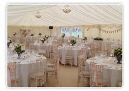 Tent hire & installation:   by Tent hire Cape Town