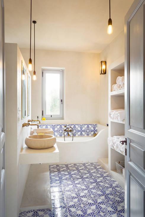 Ванные комнаты в . Автор – architetto stefano ghiretti