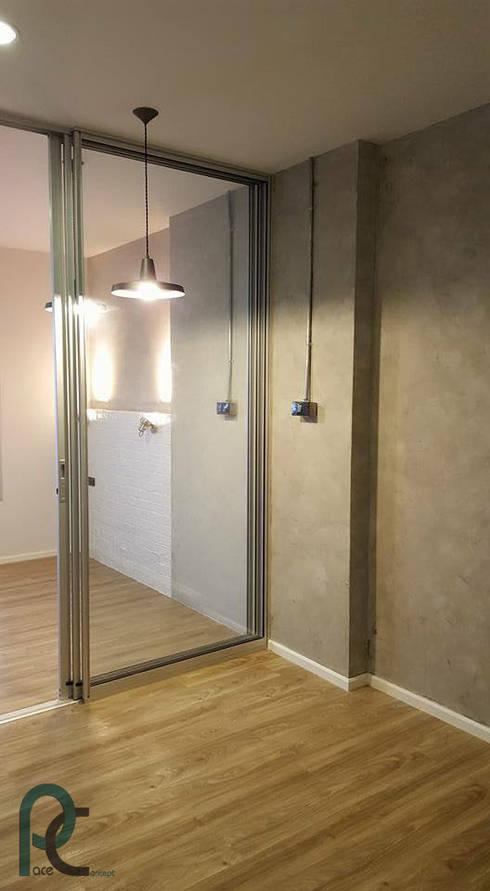 Modern loft:  ตกแต่งภายใน by PC Concept