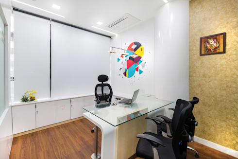 OFFICE PROJECT:  Office buildings by shubhchintan