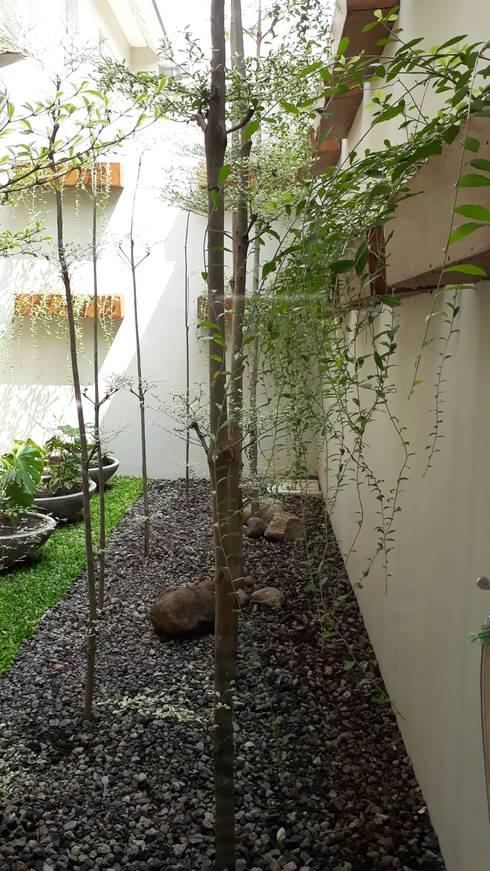 Rumah Tinggal:   by CV. Lanskap Indonesia