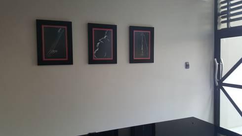 Corridor & hallway by SOJE Interior, Design and Decor PTY (Ltd)