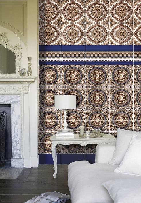 Superior Orientalische Wandgestaltung Made In Spain Von Kerbin Gbr. Wandgestaltung  Mit Mosaik Malerei.