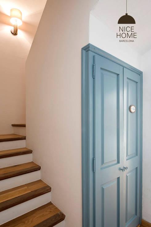 Коридор и прихожая в . Автор – Nice home barcelona