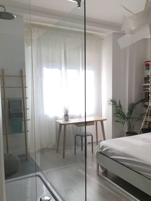 Спальни в . Автор – Home Lifting