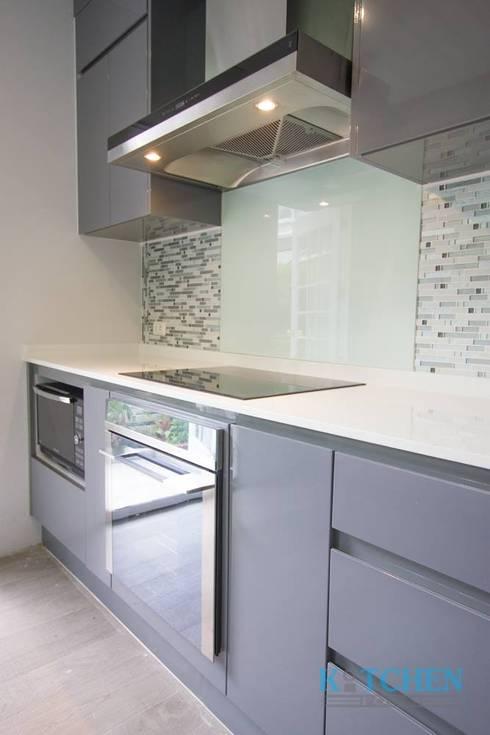 ห้องครัวคุณมาริสา:   by KITCHENFORM INTERTRADE CO.,LTD.