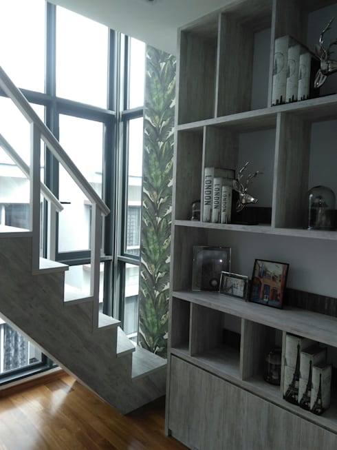 Interior landscaping by Goldpines