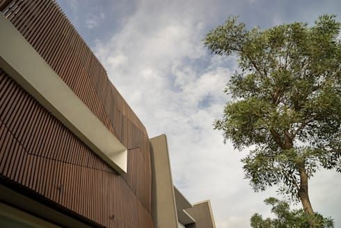 'S' house:  Rumah tinggal  by Simple Projects Architecture