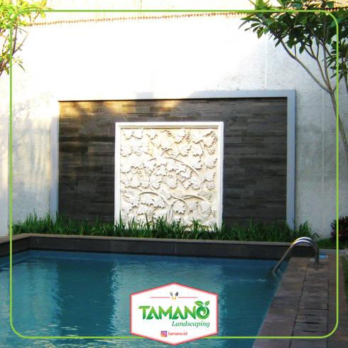 Dekorasi Dinding:  Hotels by tamano
