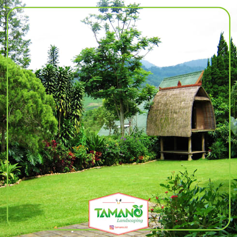 Taman Belakang Halaman Rumah:  Hotels by tamano