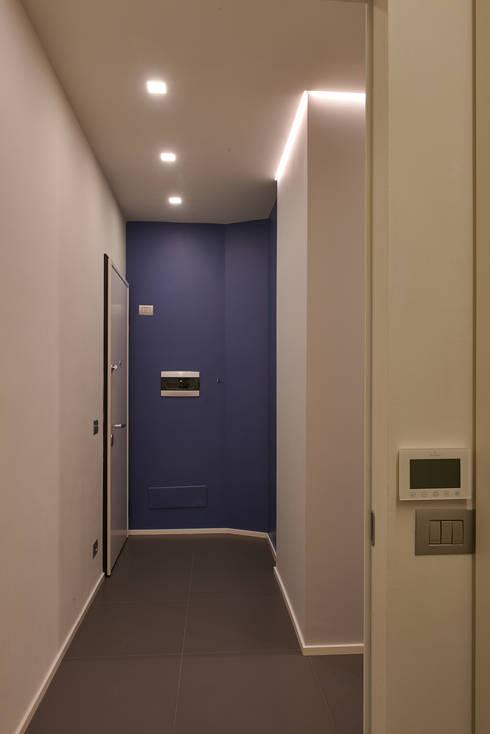 الممر والمدخل تنفيذ ArchiDesign LAB