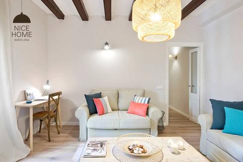 Proyecto ramblas por nice home barcelona homify - Nice home barcelona ...