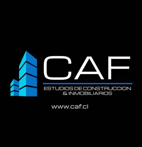 CUBICACIONES, PRESUPUESTOS DE CONSTRUCCION, LICITACIONES & TASACIONES INMOBILIARIAS : Pasillos y hall de entrada de estilo  por CAF Estudios de Propuesta & Tasaciones Inmobiliarias.