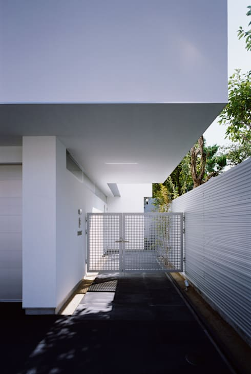 modern Houses by atelier m