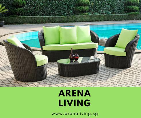 Garden Furniture:  Garden  by Arena Living