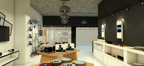 workshop Gizman:  Shopping Centres by บริษัท  ทีซี อินเทอโน่ 456 จำกัด