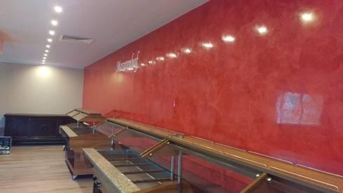 Restaurant Masurenhof Dortmund Aplerbeck By Stucco Royal Homify