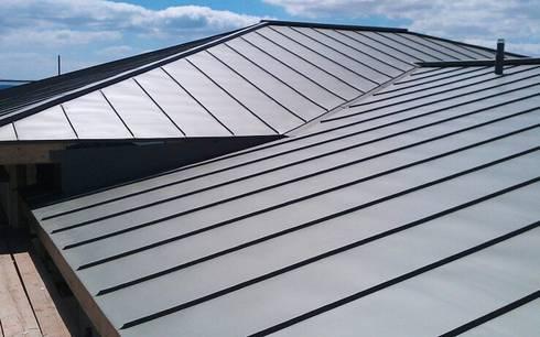 Telhados Metalicos Por Balm Roof Top Comercio E Servi 231 O