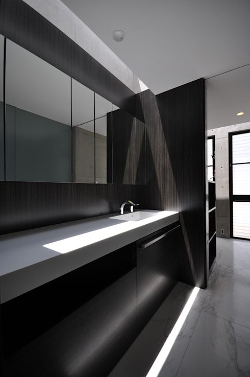 SNGK-HOUSE: 門一級建築士事務所が手掛けたスパ・サウナです。