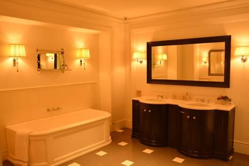 Project 1: modern Bathroom by Keha Casa