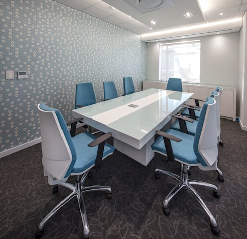 Office buildings by Spegash Interiors