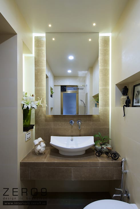 bathroom:  Bathroom by ZERO9