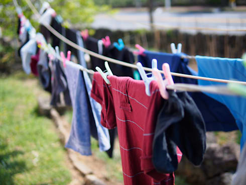 Laundry & Ironing:   by Cleaning Services Bangkok