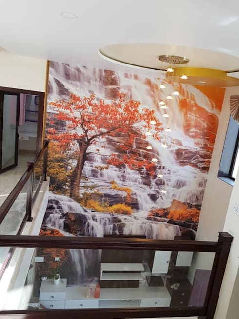 Lobby:  Artwork by Arch Point