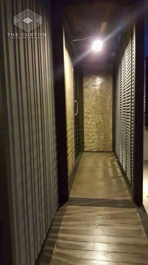 ผลงาน <q>บ้านคุณจุ๋ม @สุทธิสาร</q>:   by บ้านสำเร็จรูป บริษัท เดอะคัสตอม จำกัด