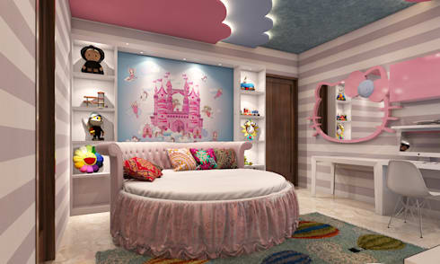 Kid's Room: modern Nursery/kid's room by Arch Point