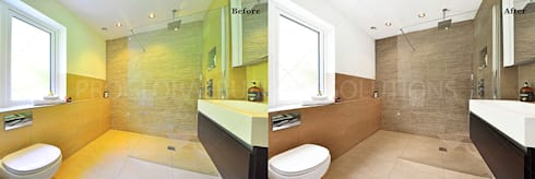 Real estate colour cast removal services:   by Proglobalbusinesssolutions