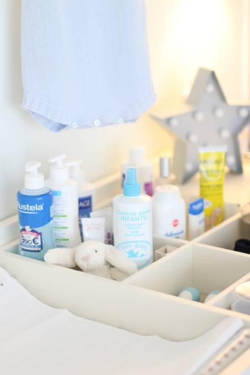 غرف الرضع تنفيذ Catarina Batista Studio