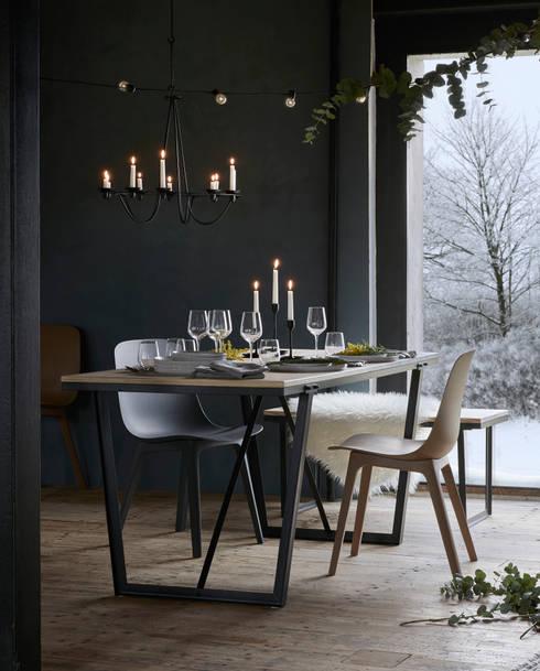 Ikea Ein Weihnachten Mit Nordischer Eleganz Und Viel Gemutlichkeit
