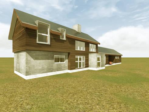 Vista frontal 2:  de estilo  por artefacto arquitectura