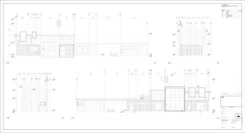 ELEVACIONES:  de estilo  por artefacto arquitectura