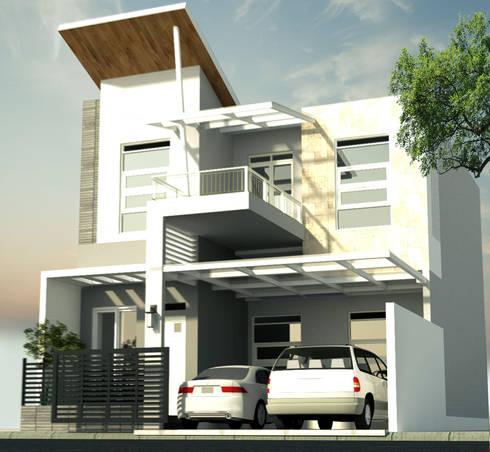 Rumah Tinggal Tlogo Mukti Semarang:   by Manasara Design&Build