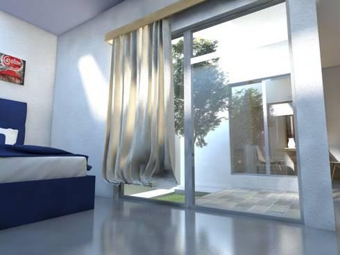 Renovasi Interior Rumah Tinggal Jl Durian Semarang:   by Manasara Design&Build