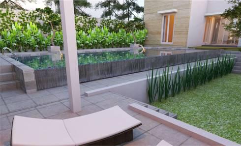 Kolam Renang:   by Manasara Design&Build