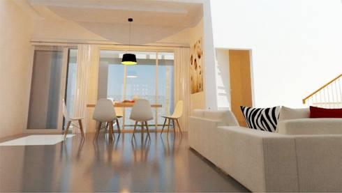 Ruang Makan:   by Manasara Design&Build