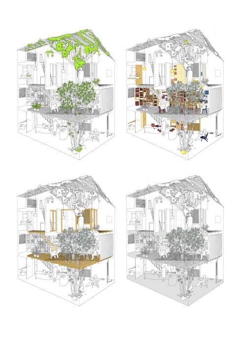 a21house:   by a21studĩo