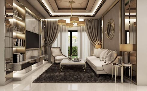 modern luxury style:   by The wisdomhouses