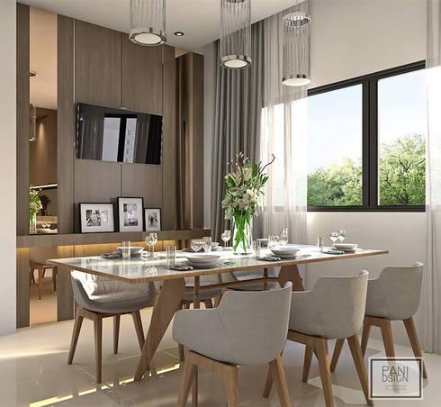 Living Room:   by Pani design