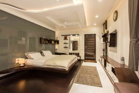 modern Bedroom by Arcmen kitchens And Interiors