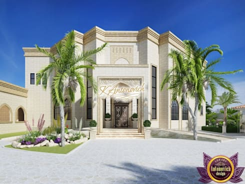​Beautiful home designs by Katrina Antonovich: classic Houses by Luxury Antonovich Design