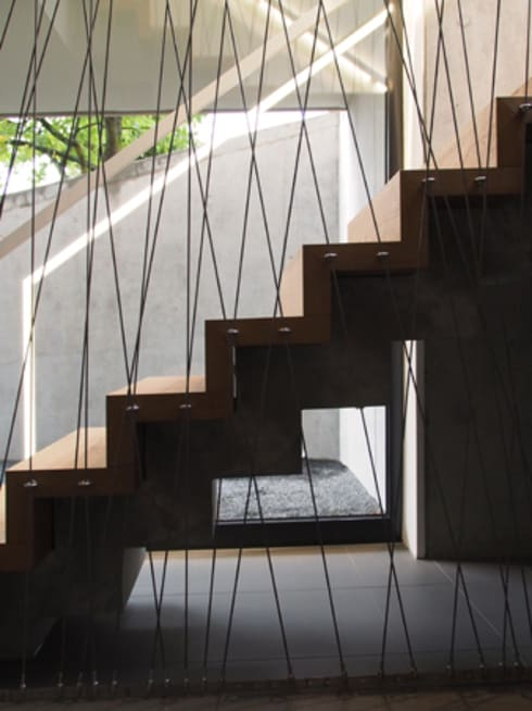 Escaleras de estilo  por Firma